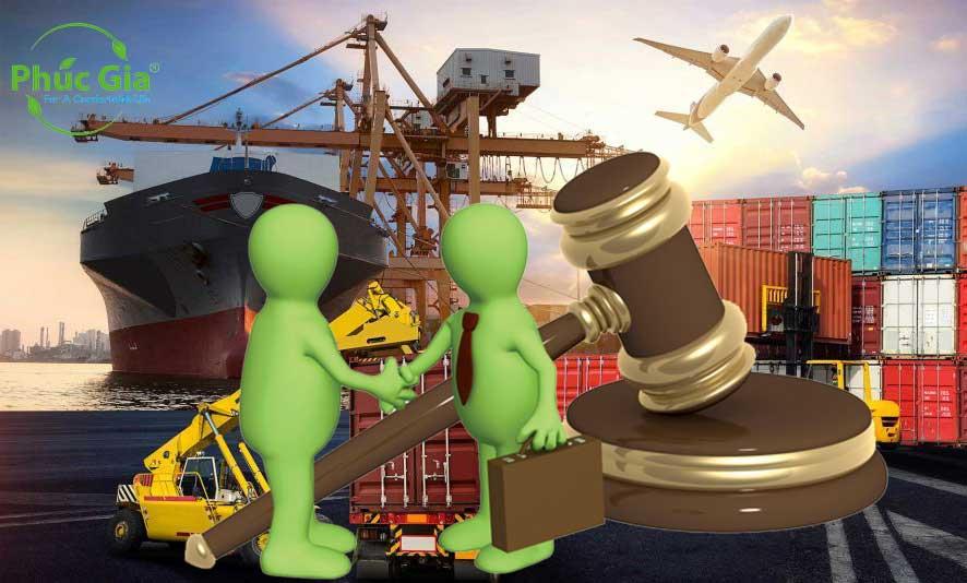 Khung Pháp Lý Hoạt Động Logistics Tại VN