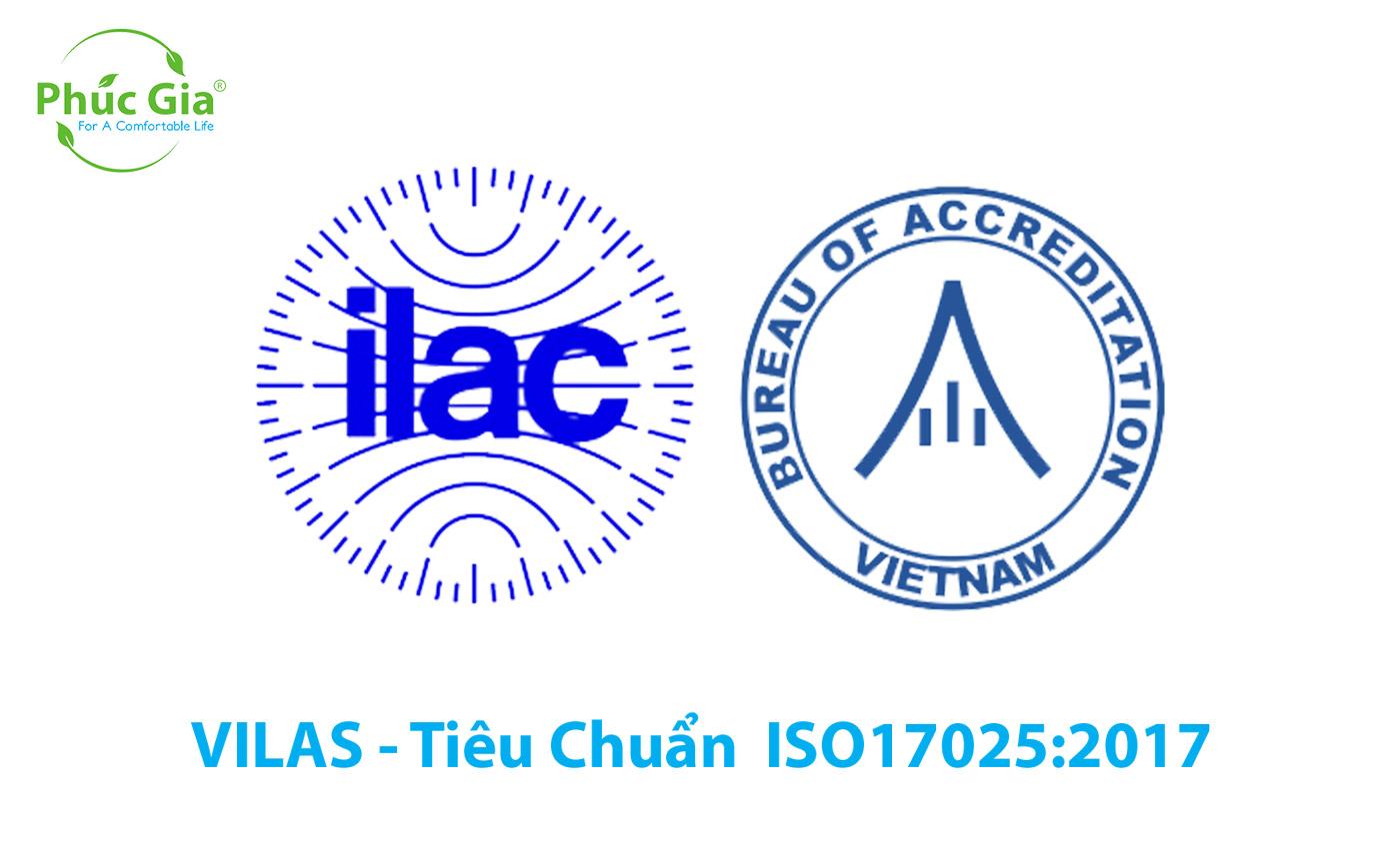 VILAS là hệ thống công nhận phòng thử nghiệm, hiệu chuẩn do BoA thực hiện