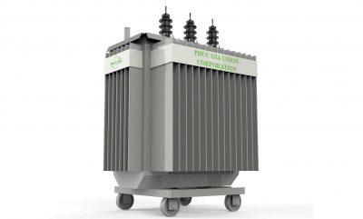 Máy Biến Áp Phân Phối (Distribution Transformer) Là Gì?