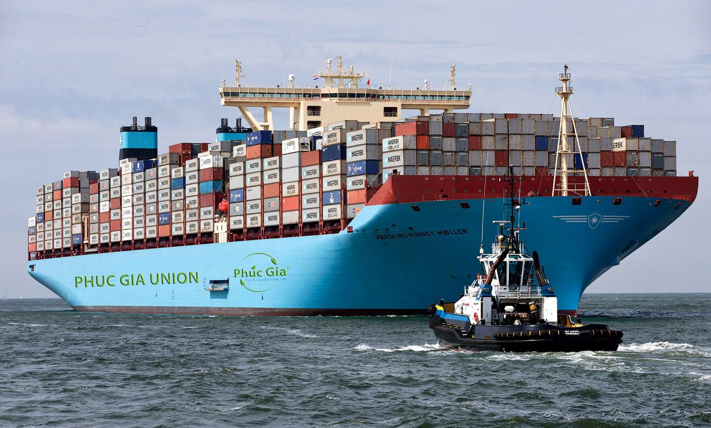 Dịch Vụ Logistics – Vận Tải Biển Nhanh