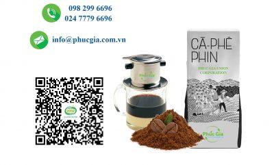 Công Bố Cà Phê Phin