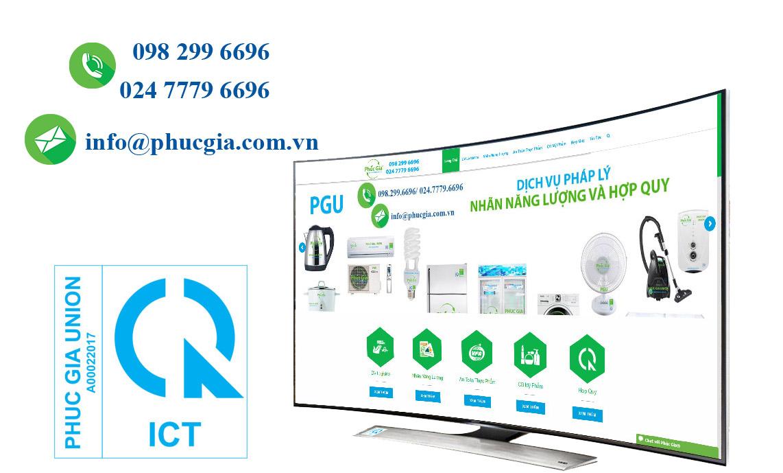 Công Bố Hợp Quy ICT Cho Ti Vi