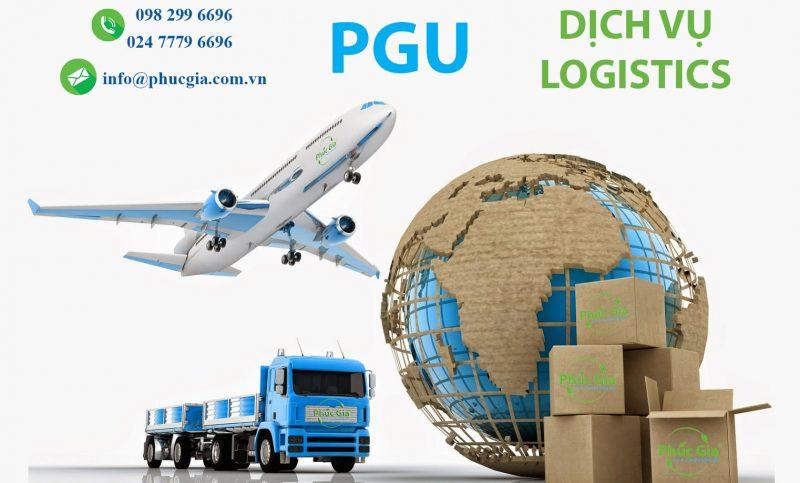 Phúc Gia® Đơn Vị Hàng Đầu Cung Cấp Dịch Vụ Logistics