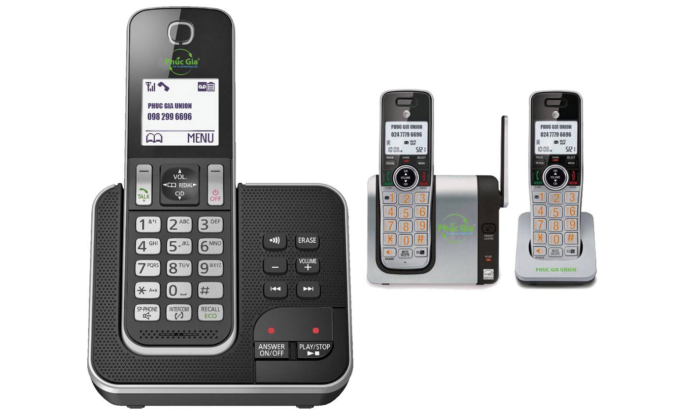 Thông Tin Về Điện Thoại Không Dây (Cordless Phone)