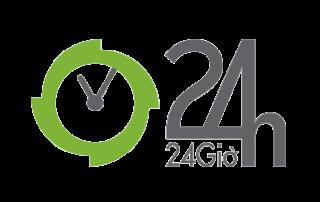 Logo 24h