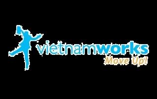 Logo Vietnamworks
