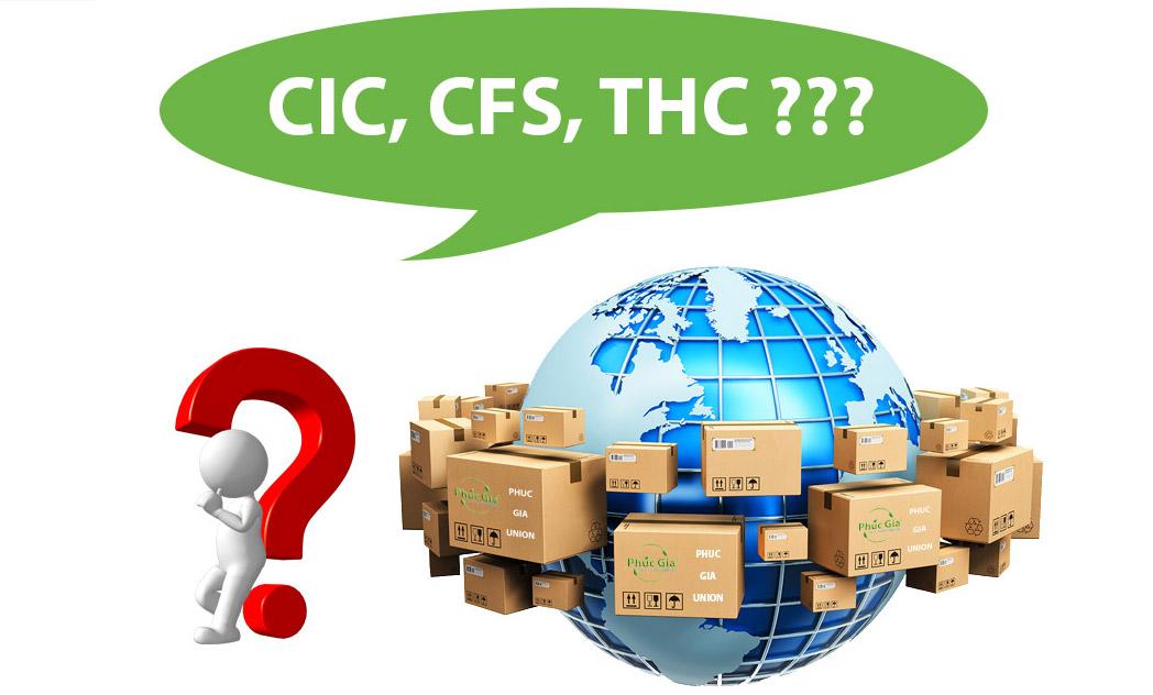 CIC, CFS, THS là gì?