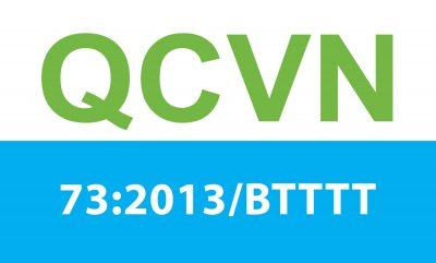 QCVN 73:2013/BTTTT Thiết Bị Vô Tuyến Cự Ly Ngắn 25 MHz-1 GHz