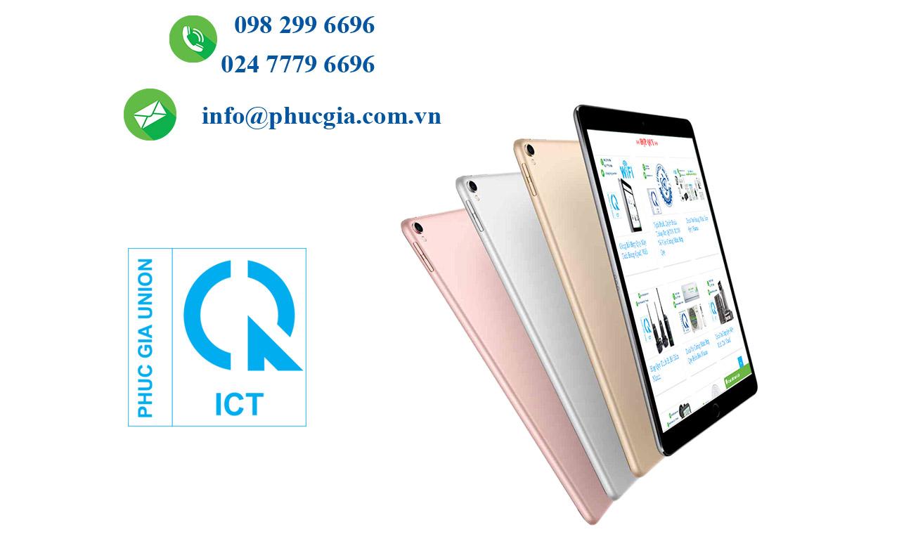 Công Bố Hợp Quy Máy Tính Bảng (Ipad) Wifi 4G