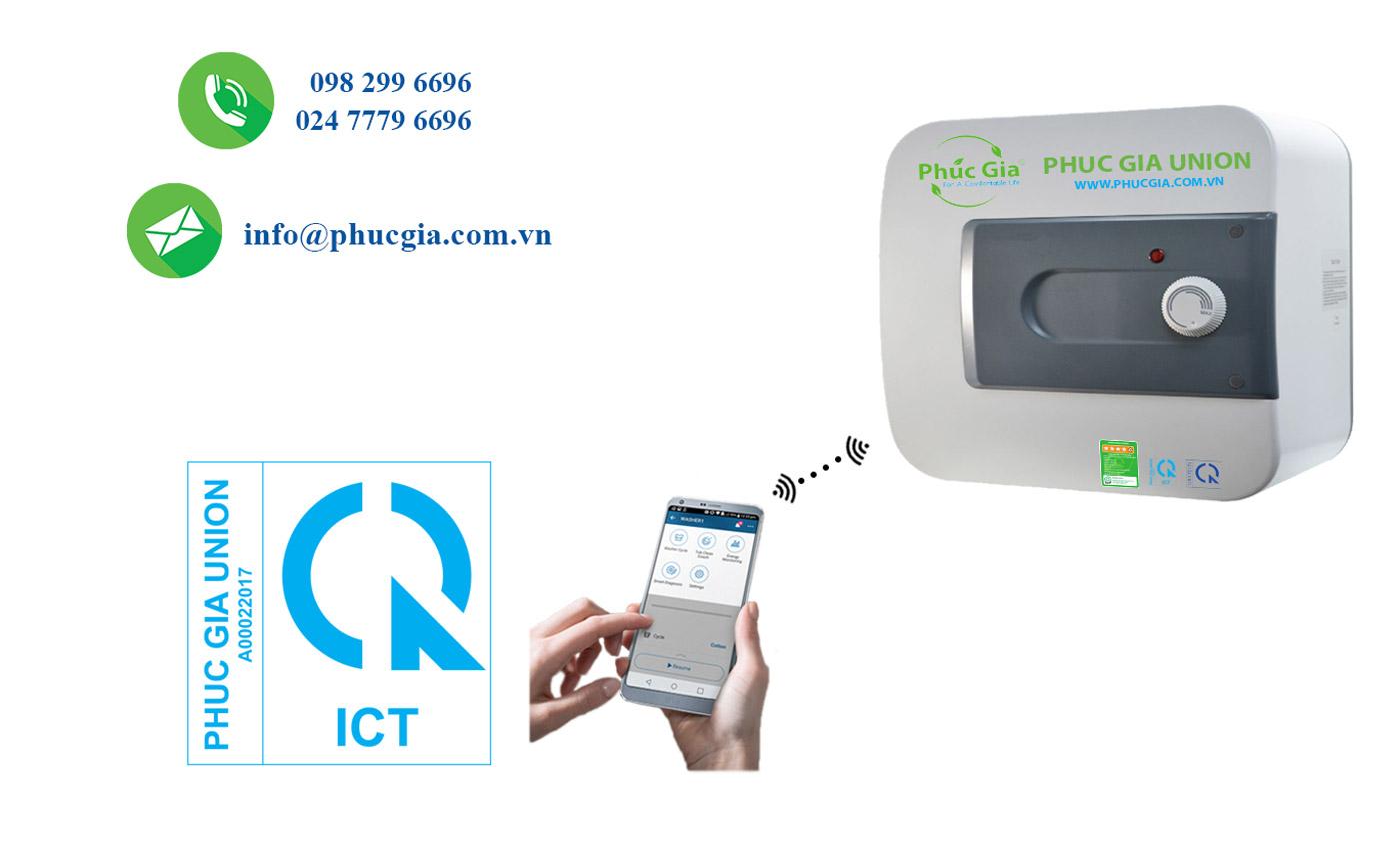 Hợp Quy Bình Nước Nóng Dự Trữ Có Chức Năng Wifi