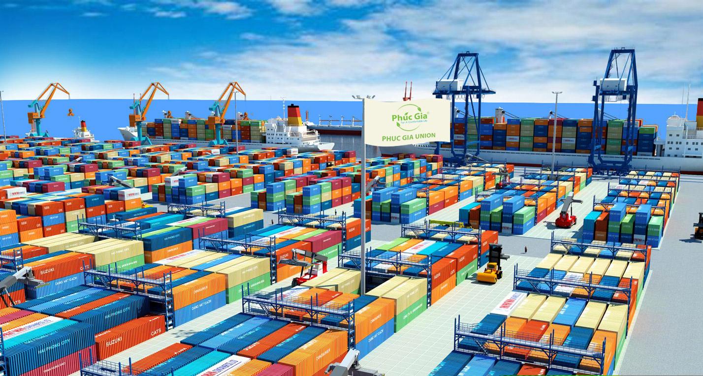 Phúc Gia Cung Cấp Dịch Vụ Logistics Nhanh