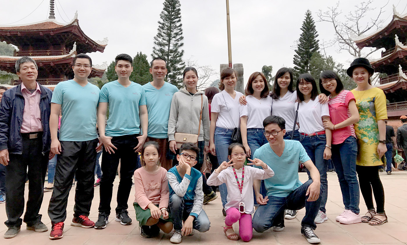 Liên Minh Phúc Gia Tổ Chức Khai Xuân Đầu Năm Đinh Dậu 2017