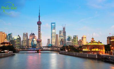 Vận chuyển hàng hóa từ Thượng Hải về Việt Nam