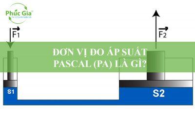 Đơn Vị Đo Áp Suất Pascal (Pa) Là Gì?