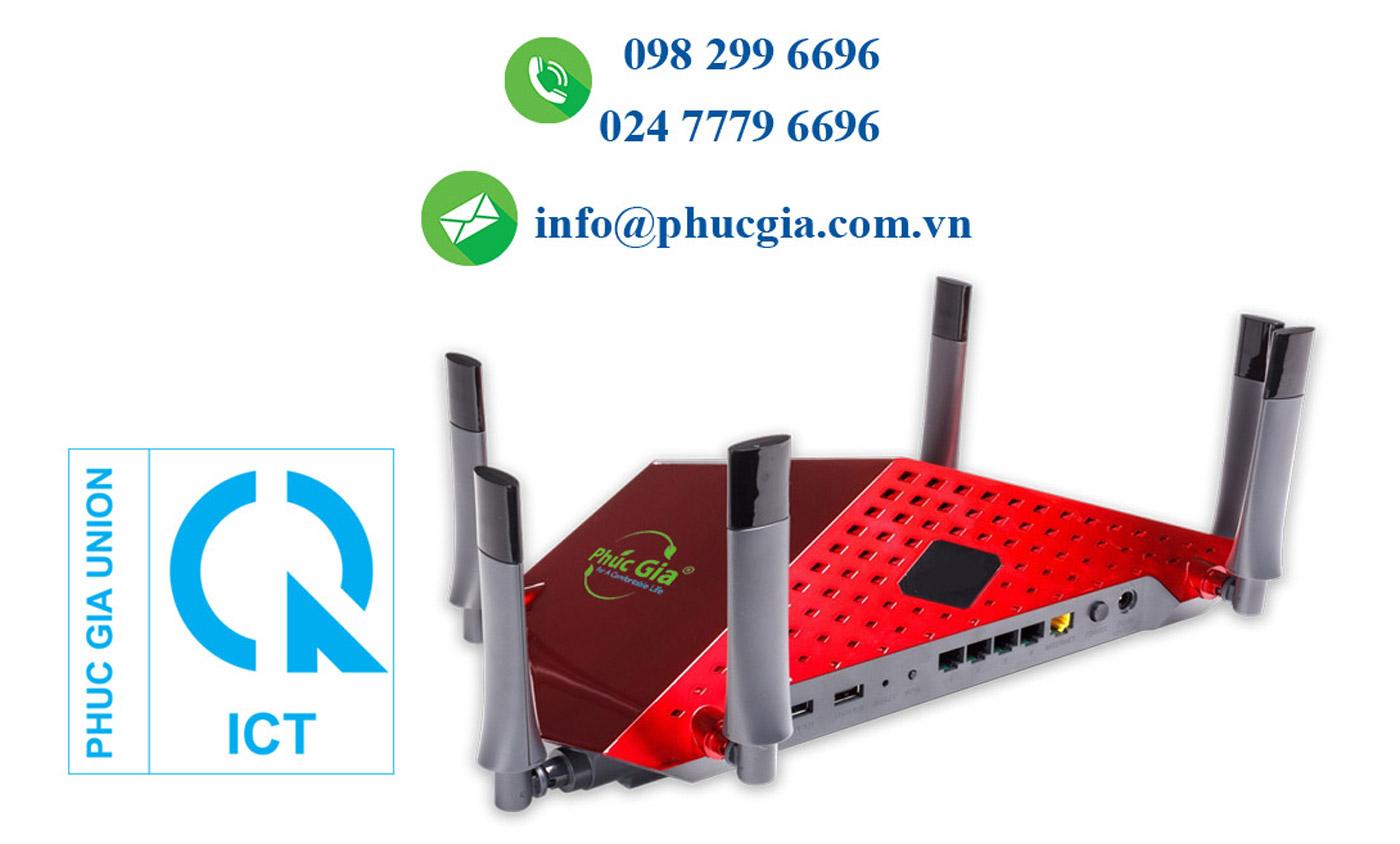 Thiết Bị Định Tuyến (Router)