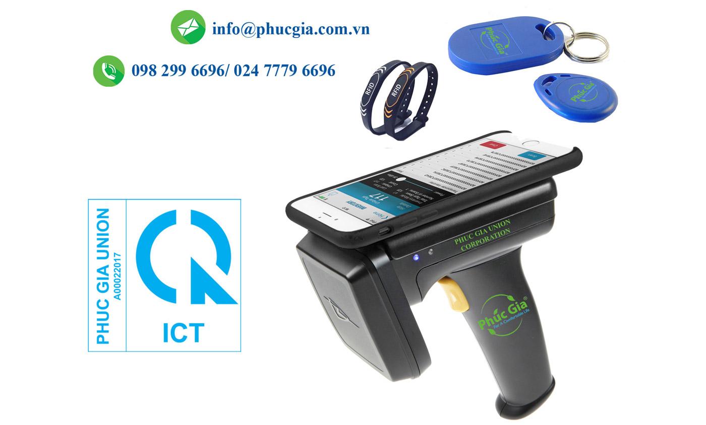 Thiết Bị Nhận Dạng Vô Tuyến (RFID)