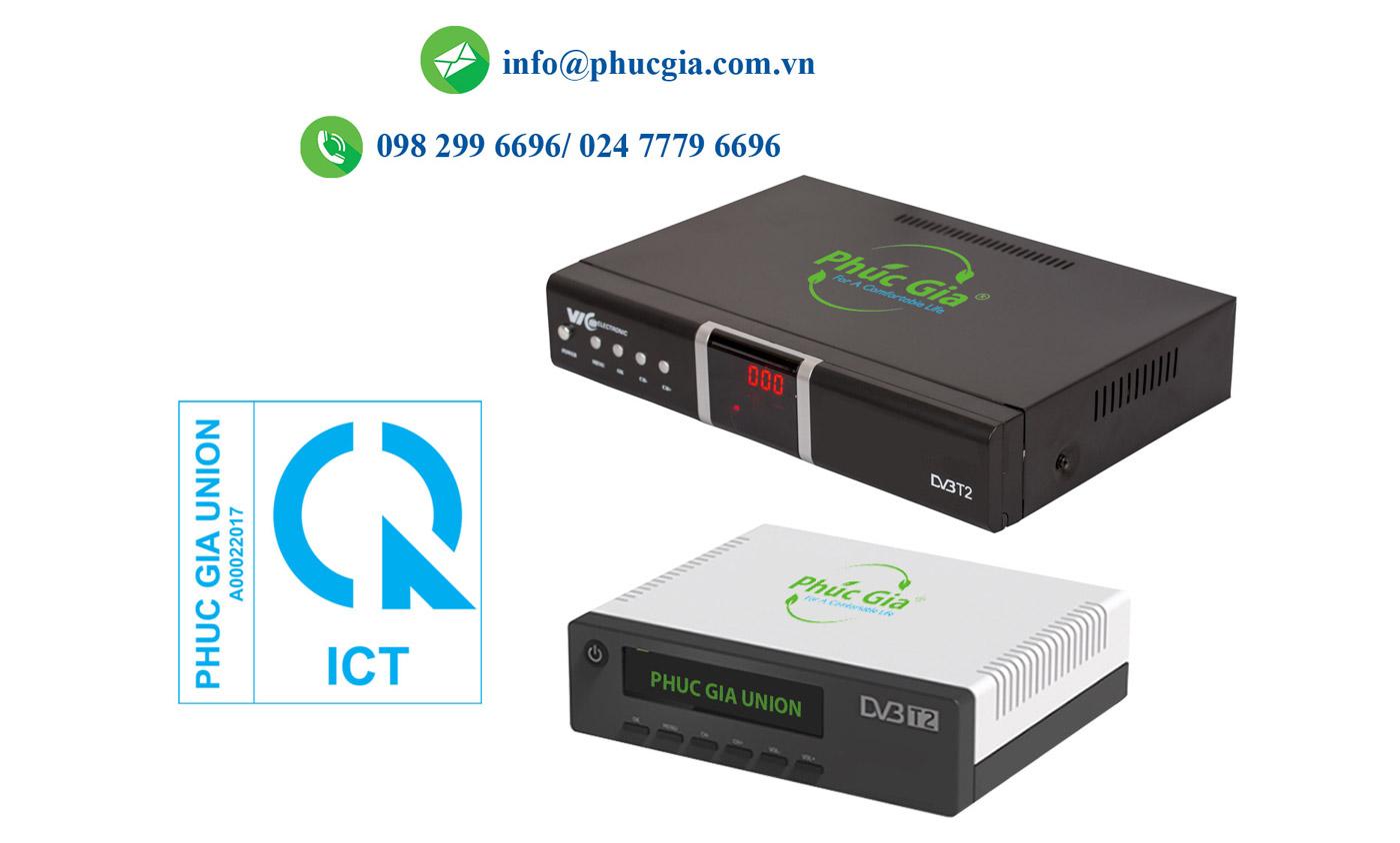 Máy Phát Hình Kỹ Thuật Số DVB-T2