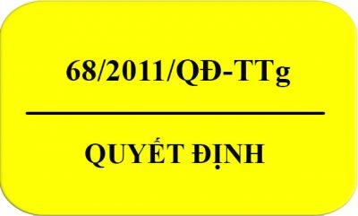 Quyet_Dinh-68-2011-QD-TTg