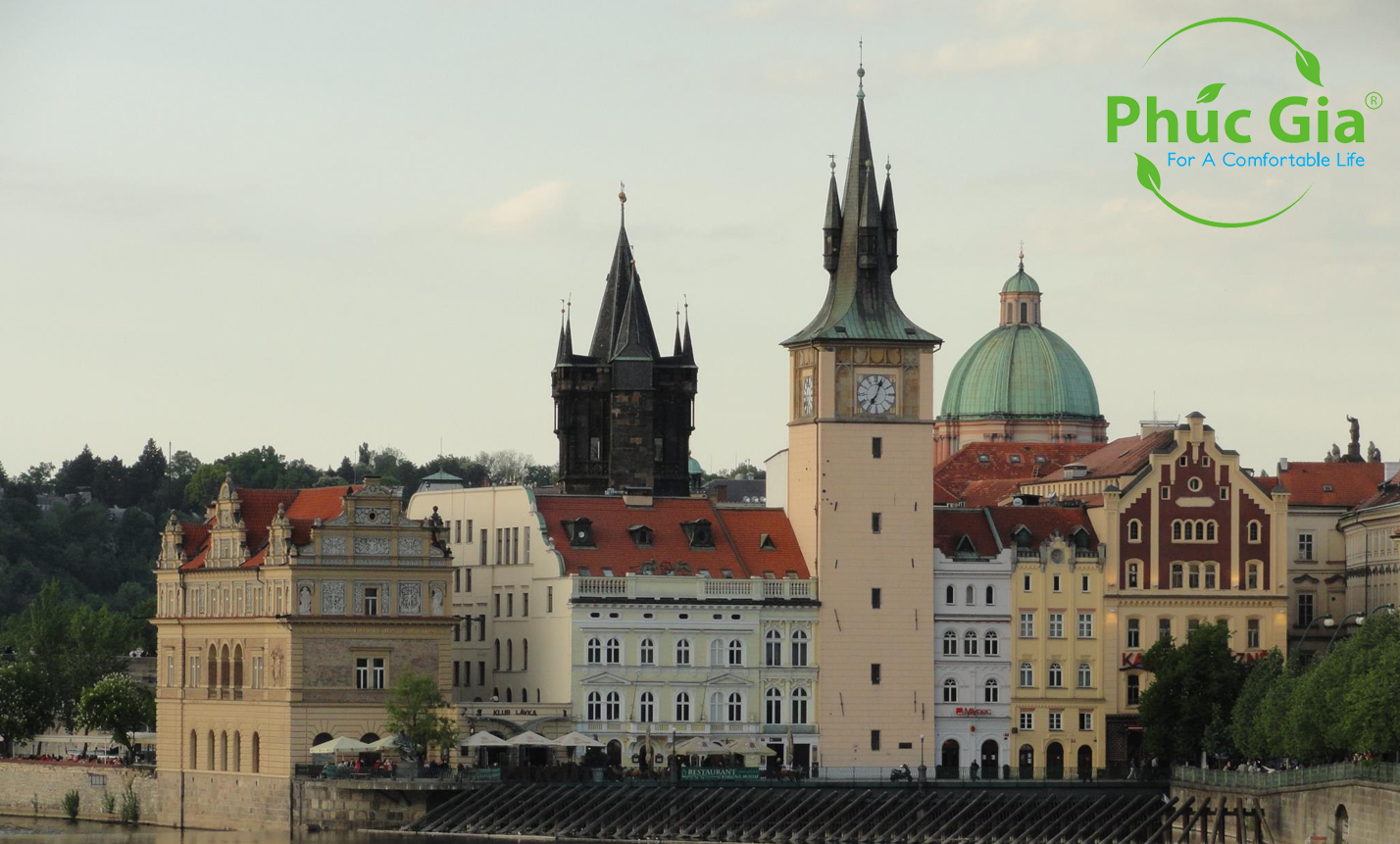 Dịch vụ Logistics từ Cộng Hòa Séc