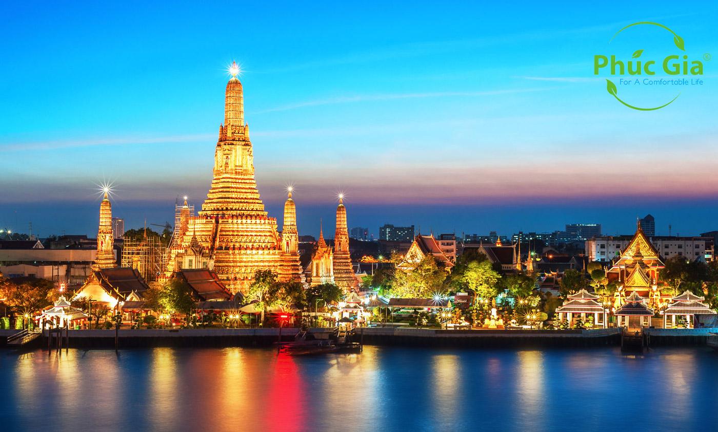 Dịch Vụ Logistics Vận Chuyển Hàng Hóa Từ Thái Lan Về Việt Nam Nhanh