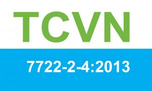 TCVN 7722-2-4:2013 Đèn Điện Thông Dụng Di Động