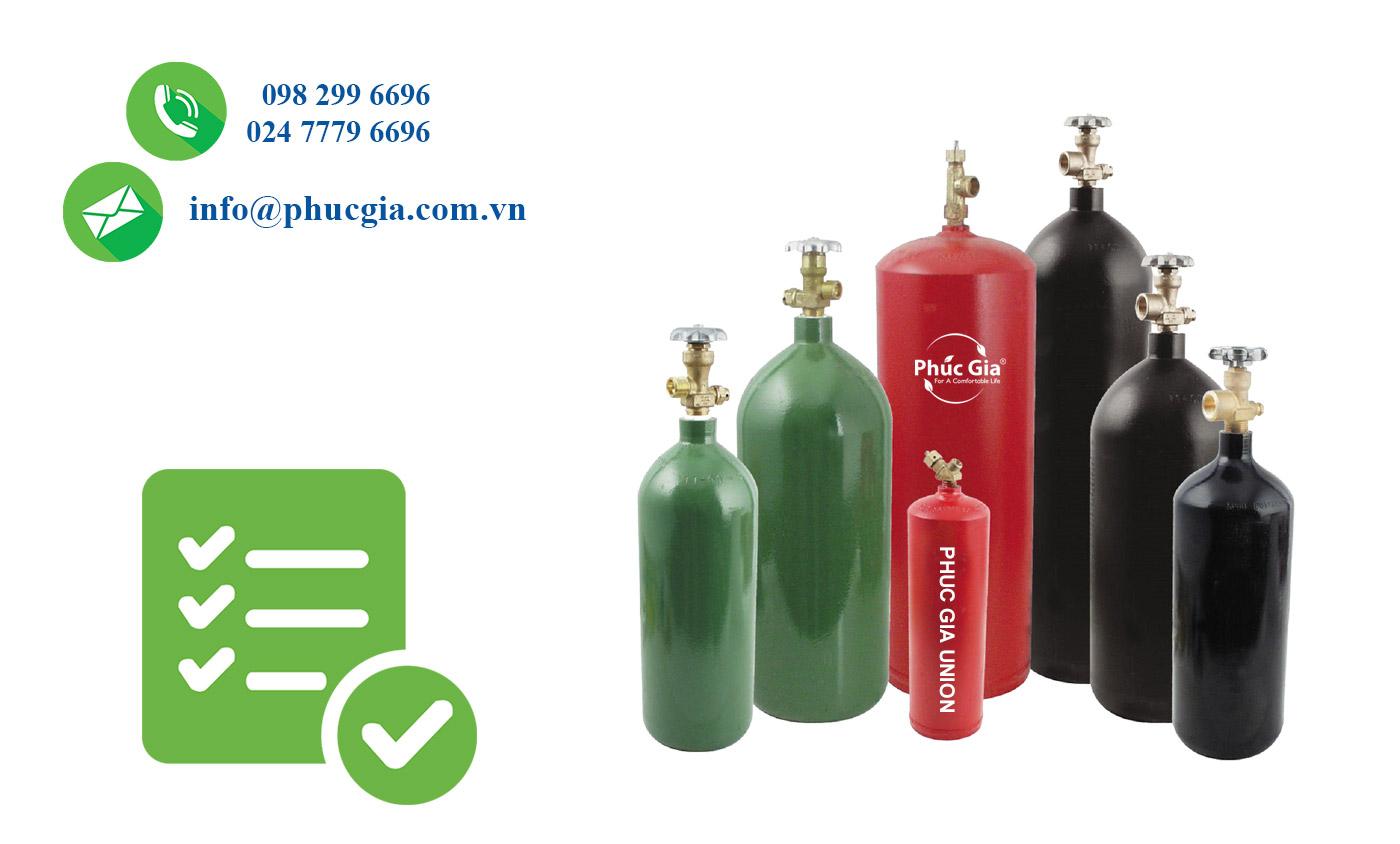 Chai chứa khí đốt hóa lỏng