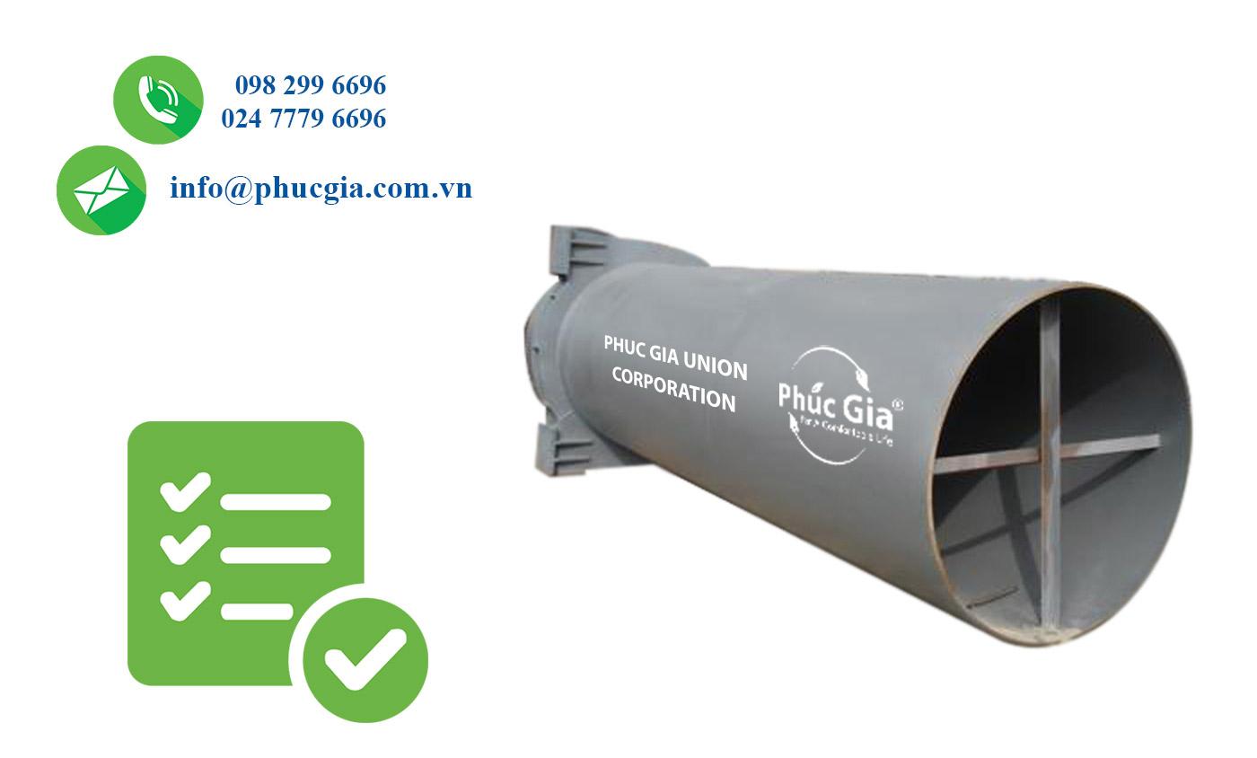 Kiểm định đường ống áp lực
