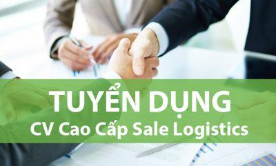 Tuyển dụng chuyên viên sale logistics