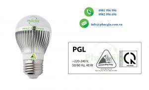 Hướng dẫn ghi nhãn đèn LED Bulb