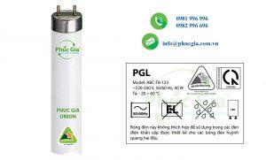 Hướng dẫn ghi nhãn đèn LED tube