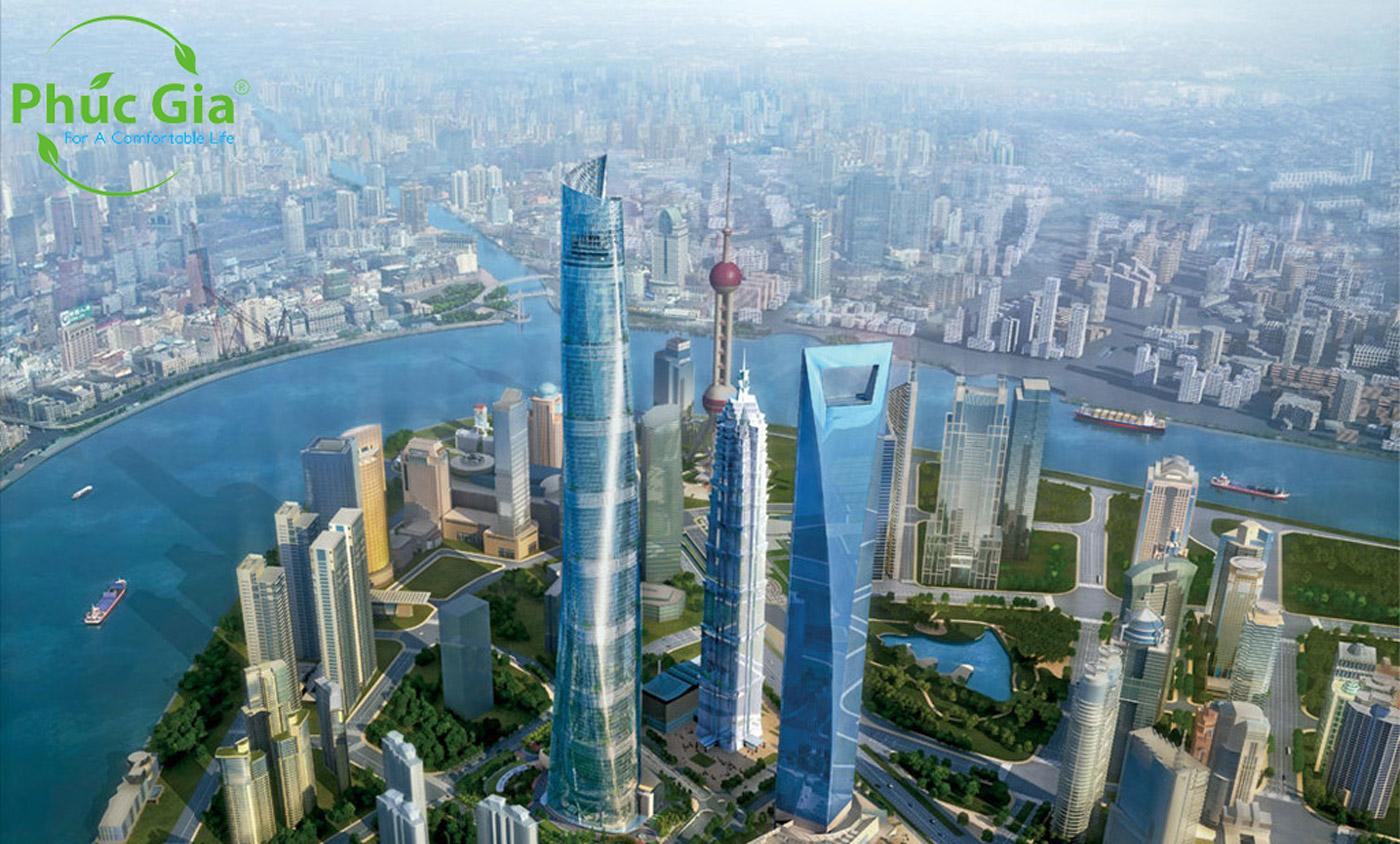 Vận Chuyển Hàng Từ Nhà Máy Tại Thượng Hải