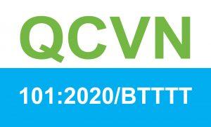 QCVN 101:2020/BTTTT