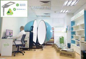 công bố nhãn năng lượng đèn đường