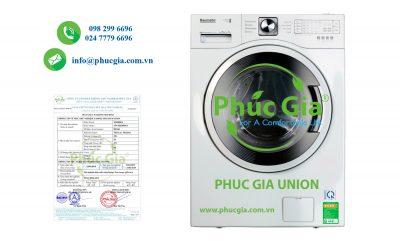 Kết quả thử nghiệm HSNL Máy giặt