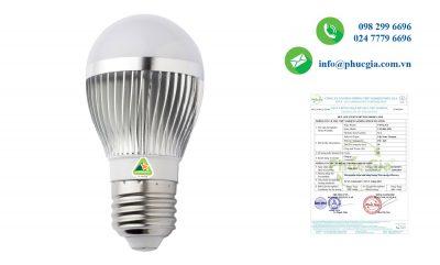 Kết quả thử nghiệm HSNL đèn LED