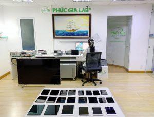 Thử nghiệm Công bố Nhãn năng lượng Máy tính bảng