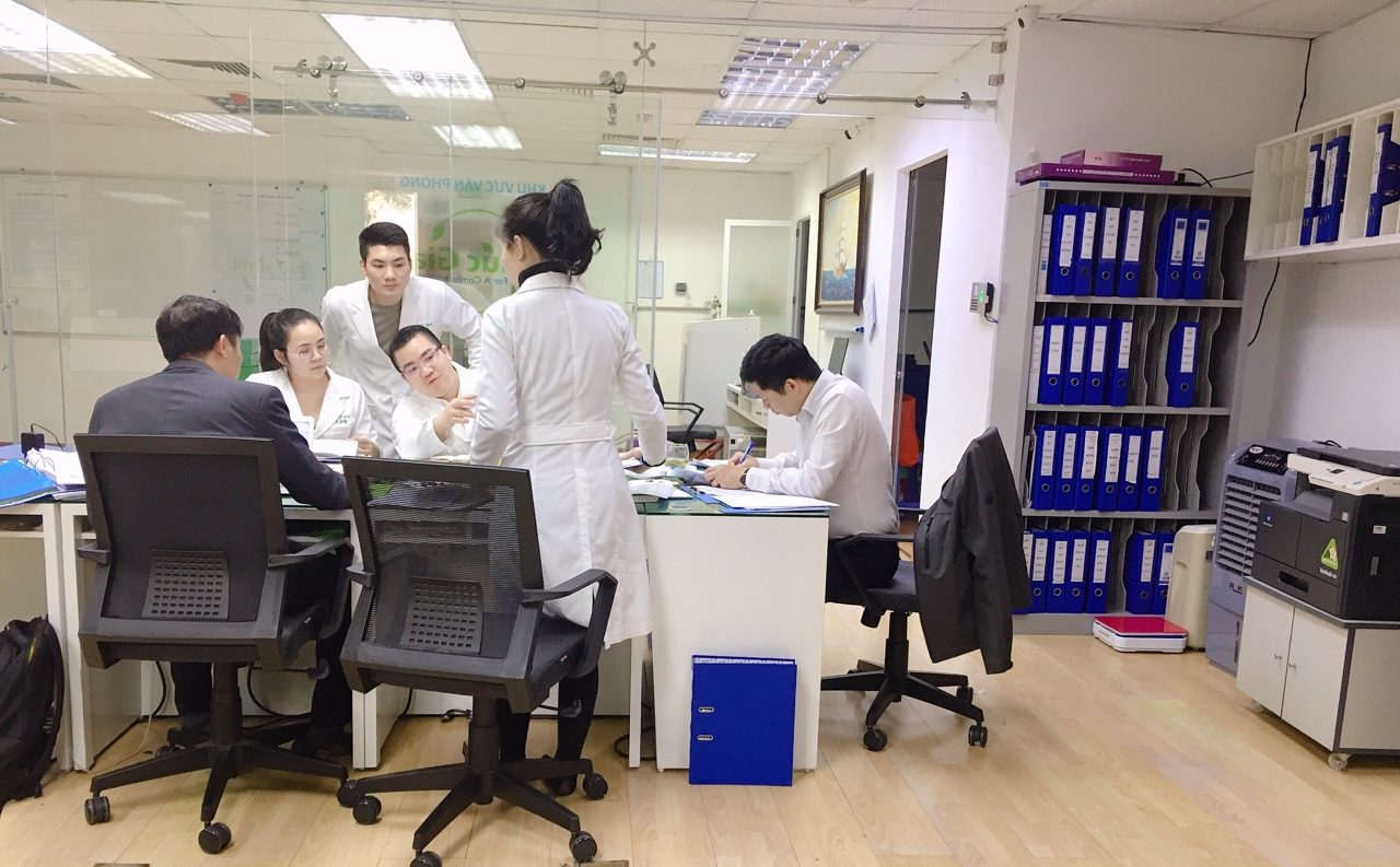 Phúc Gia Lab làm việc cùng Quatest