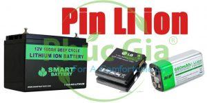 pin lithium - ion
