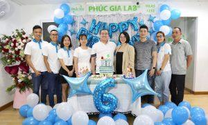 PGL sinh nhật lần thứ 6